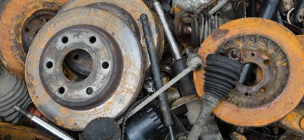 automotive scrap metal recycling, ed arnold