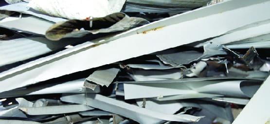 General Contrating Scrap Metal Materials Ed Arnold Scrap
