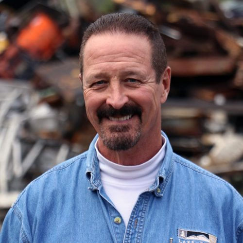 larry freil, ed arnold scrap processors