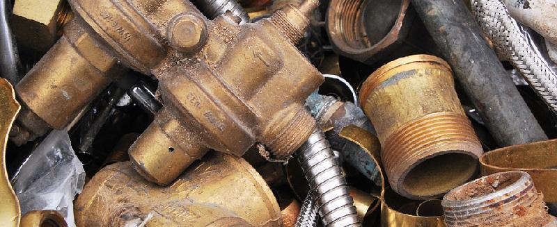 plumbing scrap metal, ed arnold scrap